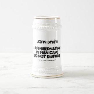 Jarra De Cerveza El Hibernating en cueva del hombre