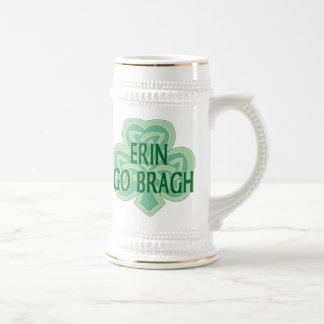 Jarra De Cerveza Erin va Bragh Stein