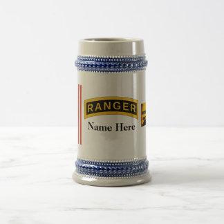 Jarra De Cerveza Escuela del guardabosques del ejército - Stein