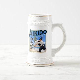 Jarra De Cerveza Estilo del Caribe Stein del Aikido