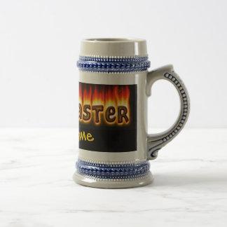 Jarra De Cerveza Grillmaster (personalizable) Stein