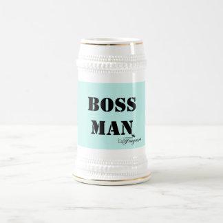 Jarra De Cerveza hombre beFragrant de Stein Boss