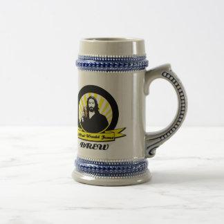 Jarra De Cerveza Jesus Brewing Company
