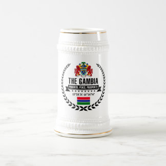 Jarra De Cerveza La Gambia