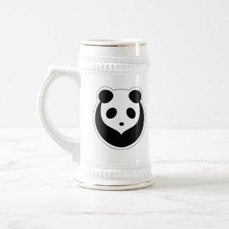 Jarra De Cerveza La panda poderosa