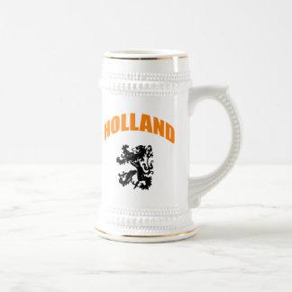 Jarra De Cerveza León de Holanda