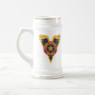 Jarra De Cerveza Logotipo oficial Stein