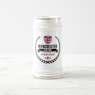Jarra De Cerveza Manchester