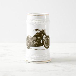 Jarra De Cerveza Motocicleta de Brown Harley