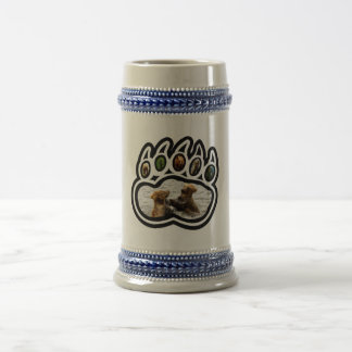 Jarra De Cerveza Pata de oso