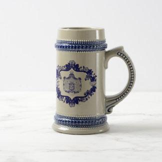 Jarra De Cerveza Reino de la cerveza holandesa Stein
