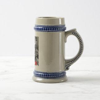 Jarra De Cerveza ROQUE REDUXX Stein
