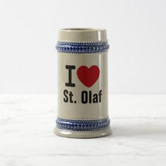 Jarra De Cerveza St. Olaf Stein