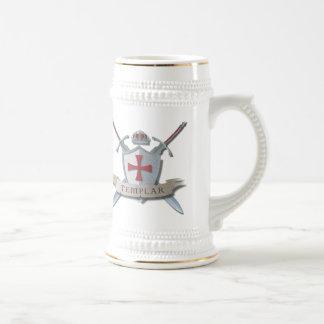 Jarra De Cerveza Stein de Templar