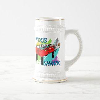 Jarra De Cerveza Tiburón de Foos