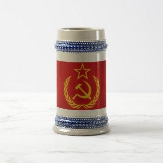 Jarra De Cerveza Unión Soviética Stein