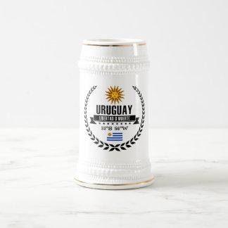 Jarra De Cerveza Uruguay