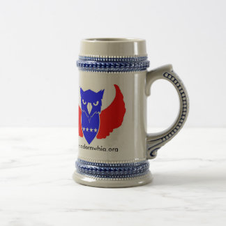 Jarra De Cerveza Whig moderno Stein