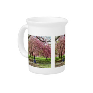 Jarra Goce de los cerezos