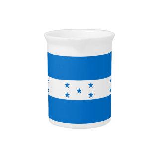 Jarra Para Bebidas Bandera de Honduras