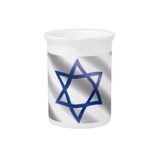 Jarra Para Bebidas Bandera internacional Israel