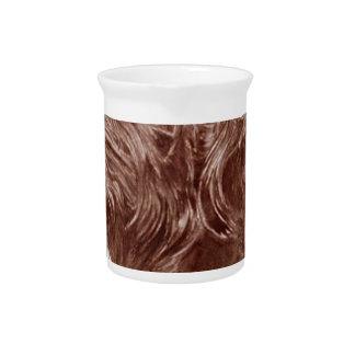 Jarra Para Bebidas Chocolate Labradoodle