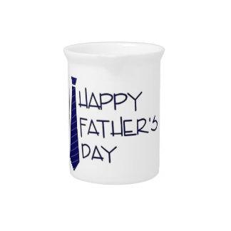 Jarra Para Bebidas Día de padres feliz
