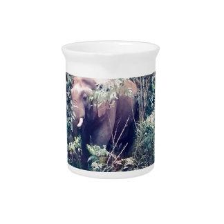 Jarra Para Bebidas Elefante en Tailandia