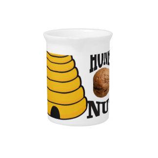 Jarra Para Bebidas nuez de la miel