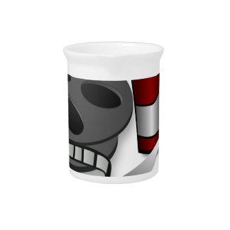 Jarra Para Bebidas película 3D