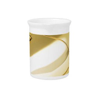 Jarra Para Bebidas Ratón inalámbrico de oro