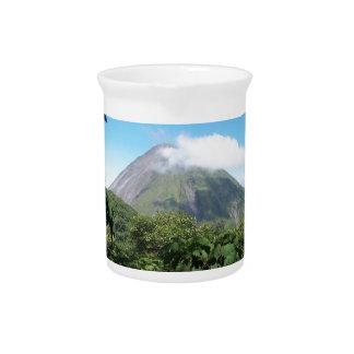 Jarra Para Bebidas volcán de Arenal