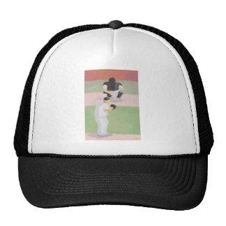 Jarra y colector, gorra del béisbol