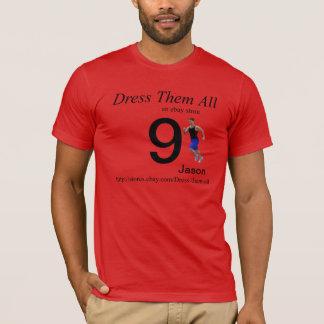 Jason T Camiseta