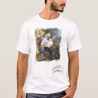 Jason w/sign. 2 camiseta