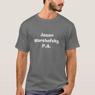Jason Warshofsky,… Camiseta