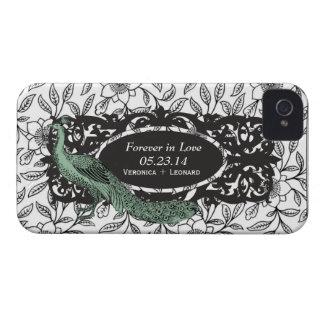 Jaula de pájaros iPhone 4 cárcasa