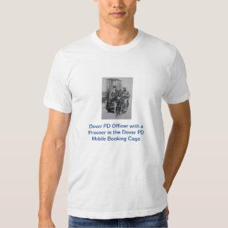 Jaula móvil de la reservación del paladio de camiseta