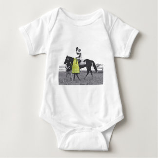Javier conectó body para bebé