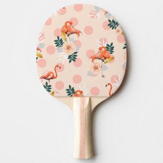 Jazz del flamenco pala de ping pong