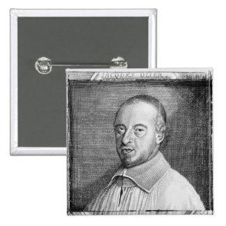 Jean Jacques Olier (1608-57) (grabado) (phot de b/ Chapa Cuadrada 5 Cm
