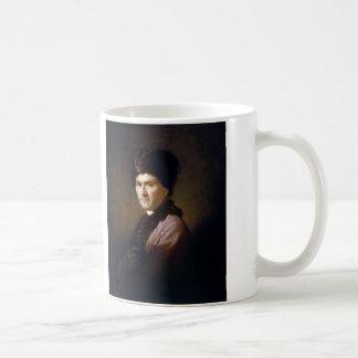 Jean-Jacques Rousseau de Allan Ramsay (1766) Taza De Café