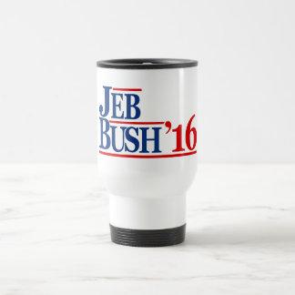 Jeb Bush 2016 Taza De Viaje