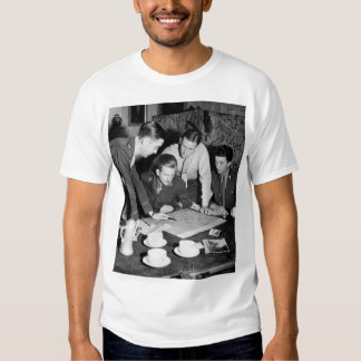 Jedburghs consigue imagen instructions_War Camiseta