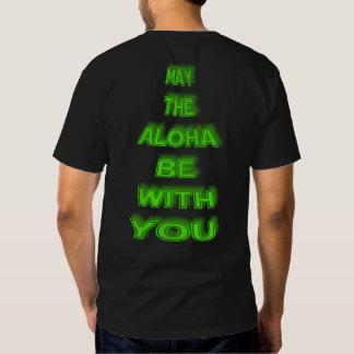 Jedi hawaiano camisas