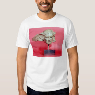 Jefe de Hypnos, copia de una original helenística Camisetas