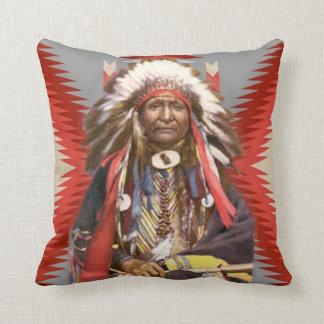 Jefe de Navajo Cojín Decorativo