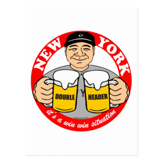 JEFE DOBLE DE NUEVA YORK POSTAL