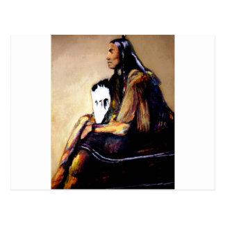 Jefe pasado del Comanche Postal