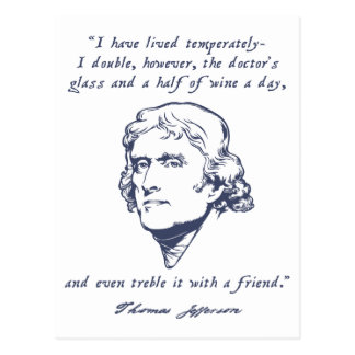Jefferson - vino postal